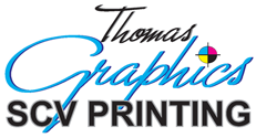 Thomas Graphics SCV Printing